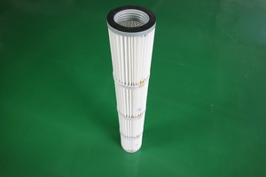 Down-installation thread filter cartridge