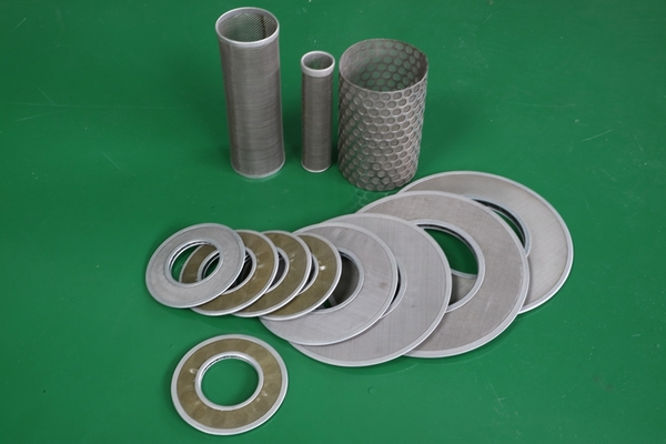 All types oil flat filter