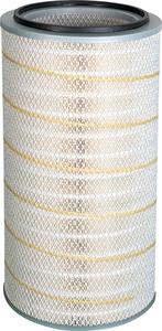 Nanometer dust collector filter cartridge