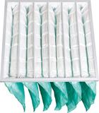 Medium efficiency bag filter