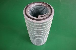 Down-installationchuck filter cartridge