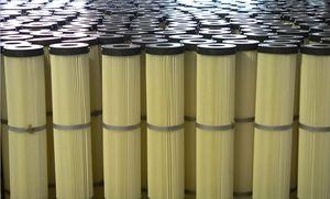 HIgh temperature resistant filter element
