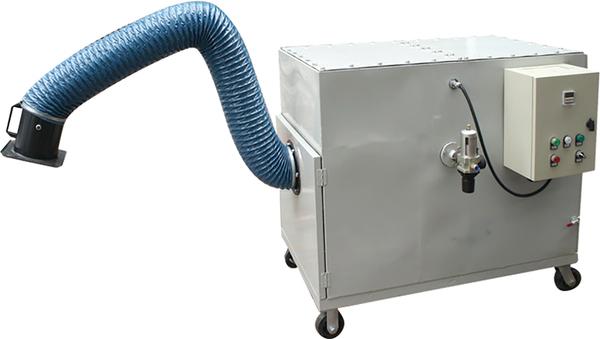 移动式滤筒除尘器