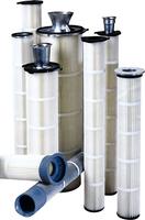 FT除尘系列高效长滤筒
