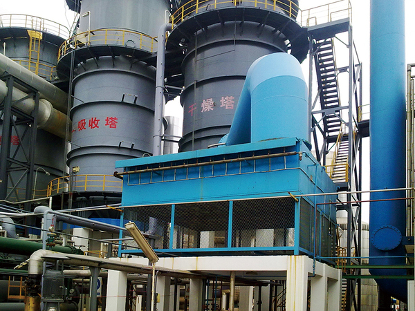 化工厂自洁式空气过滤器