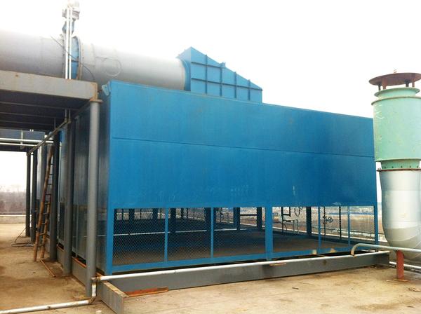 气力输送自洁式空气过滤器