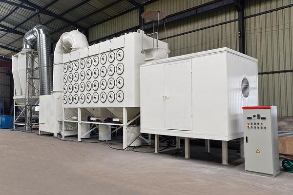 FMC-2型除尘系统